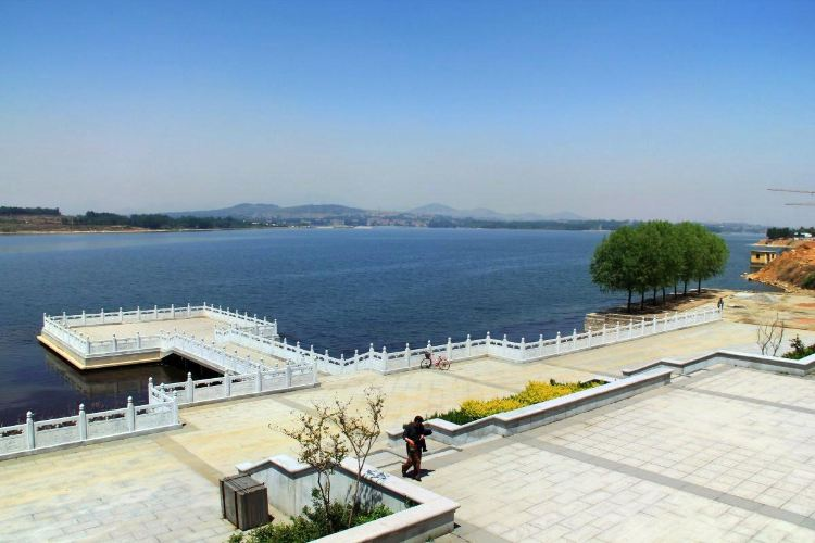 Wenchang Lake South Mountain Tourism Scenic Area
