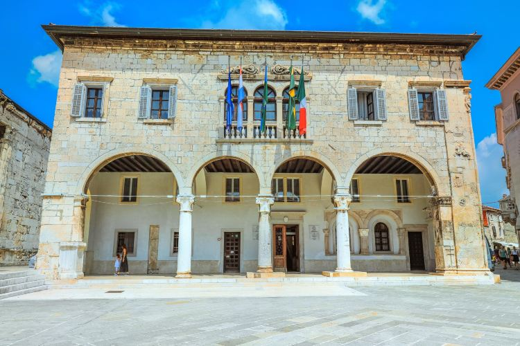 The Town Hall (City Palace)