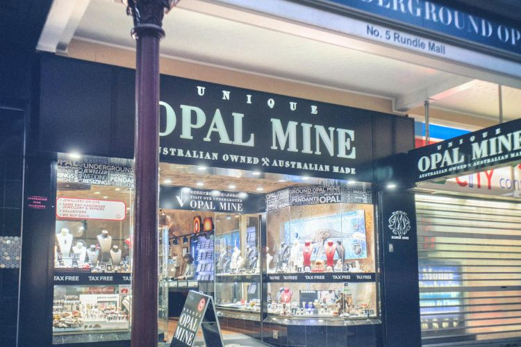 Olympic Opal Gem Mine