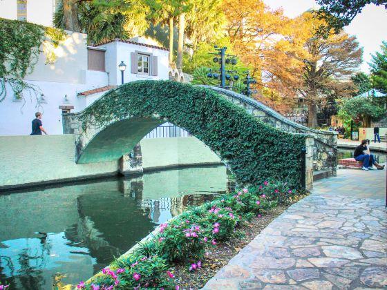 The San Antonio River Walk