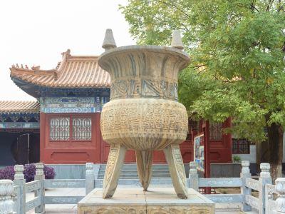 Anhui Gujing Wine Culture Expo Garden