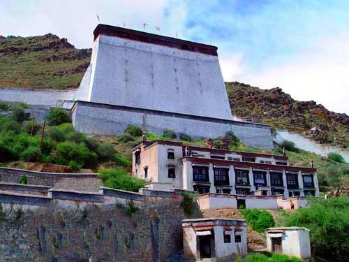 西藏旅游:瞻仰日喀则扎什伦布寺(图) – 日喀则游记攻略插图14