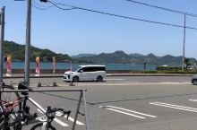 骑行在因岛大桥