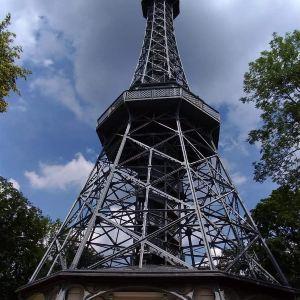 佩特任瞭望塔旅游景点攻略图