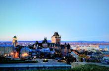 魁北克市最著名的地标性建筑