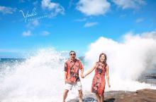 夏威夷·欧胡岛 中国墙