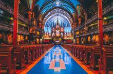 蒙特利尔圣母大教堂
