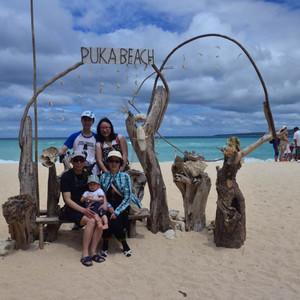 吕宋岛游记图文-一家五口游长滩