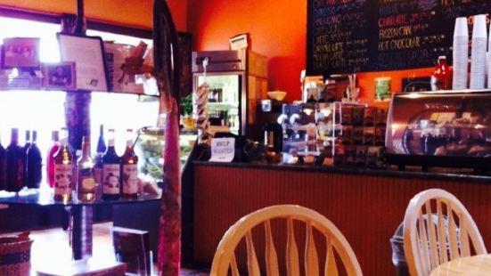 Mannwells Coffee Alley