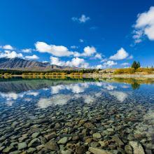 库克山国家公园图片