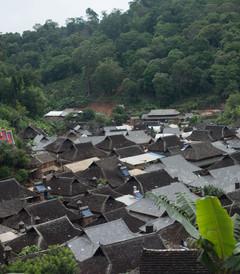 [墨江游记图片] 【見•旅行摄影】想那个地方——景迈山