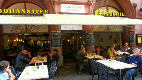 Restaurant Brasserie Johanniter