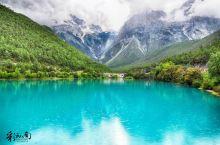 深藏于玉龙雪山的仙境——蓝月谷#向往的生活