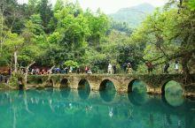 在荔波邂逅美丽之小七孔          荔波隶属贵州省黔南布依族苗族自治州,位于贵州广西两省区的交