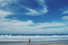 RIO最后的礼物—Copacabana沙滩