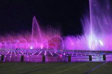 东太湖音乐喷泉