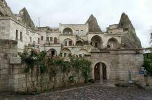 土耳其洞穴酒店
