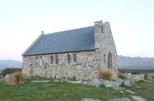 牧羊人教堂拍星空