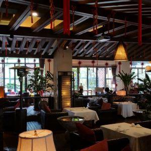 滇池睡美人餐厅旅游景点攻略图