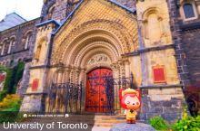 阿狸带你游 多伦多大学