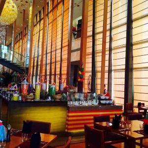 希尔顿视界美食自助餐厅旅游景点攻略图