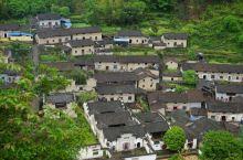 寻找浙西的隐秘古村-独山古寨