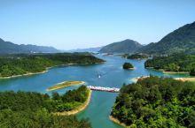 黄石阳新仙岛湖,雷山。景美人少天气好,值得一去。