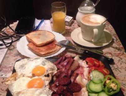 Prága Café and Tea House