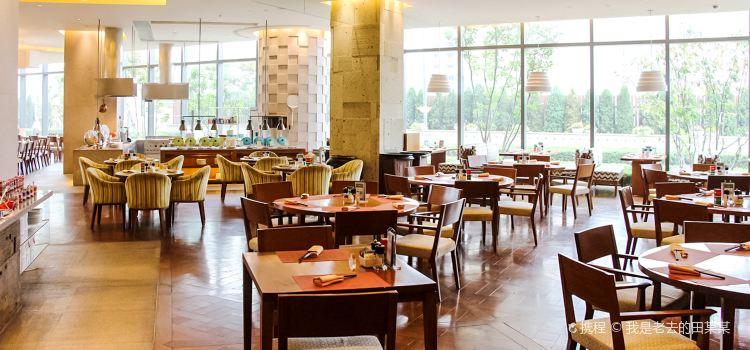 Tianjin Shangri-La Hotel Buffet2
