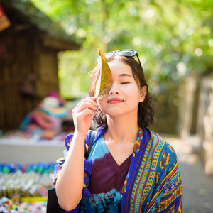 澜沧游记图文-仲夏的时光,把我留在西双版纳。