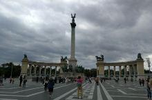 匈牙利布达佩斯~英雄广场