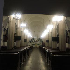 天主教若瑟堂旅游景点攻略图