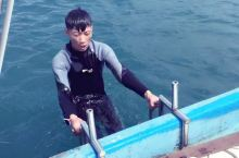 还想再去第二次 大东海潜水真心不错