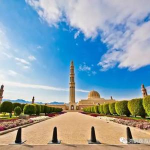 马斯喀特游记图文-中东 | 与迪拜比肩,却是繁华背后的宁静之地