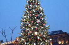 斯特拉斯堡圣诞集市 热葡萄酒的狂欢