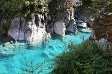 澳大利亚Blue Pools—清透之蓝,不要错过