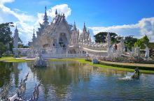 清莱------白庙:如天启之作,超级艺术品