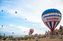 #元旦去哪玩 土耳其☀️坐热气球离开地球表面