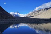 西藏阿里之行-希夏邦马峰