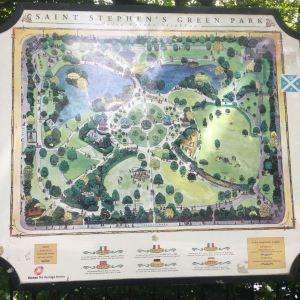 圣史蒂芬公园旅游景点攻略图