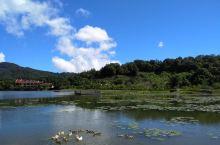 尖峰岭国家森林公园体验热带雨林风光和爬山的乐趣