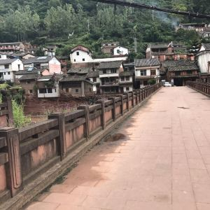 黒井古镇旅游景点攻略图