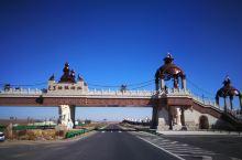葛根塔拉大草原,位于内蒙四子王旗,当年杨利伟就掉在这里!