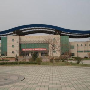 乐亭文化中心旅游景点攻略图