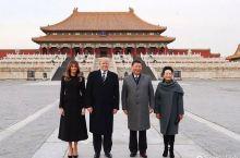 这里是世界的中心 l 中美元首逛故宫,喝茶听戏赏文物
