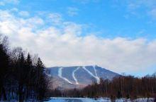滑雪天堂雅旺斯
