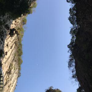 石门仙湖景区旅游景点攻略图