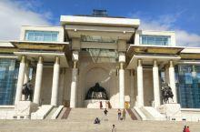 乌兰巴托成吉思汗广场