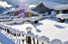 一到冬天,这条路就美成了仙境!