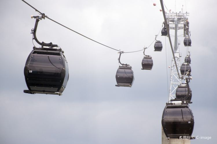 Mount Faber Cable Car3